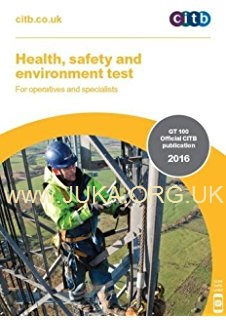 Book cscs health and safety test