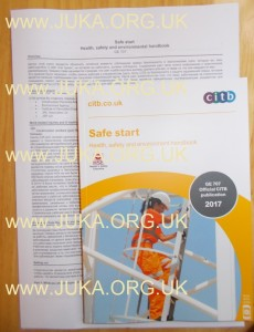 CSCS SAFE START HEALTH SAFETY ENVIRONMENT HANDBOOK GE707 RUSSIAN PAPER BOOK (3)