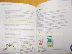 CSCS SAFE START HEALTH SAFETY ENVIRONMENT HANDBOOK GE707 RUSSIAN PAPER BOOK (7)